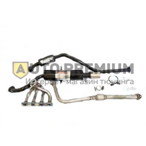 Выпускной комплект ВАЗ 2170-71-72 Приора 8v 1,5л без глушителя